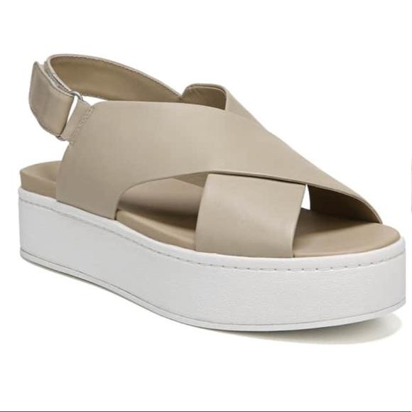 Vince Shoes | Weslan Cross Strap